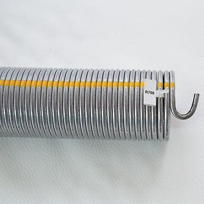 1 Stück Torsionsfeder R700 / R19 für Hörmann Garagentor Garagentorfeder Torfeder