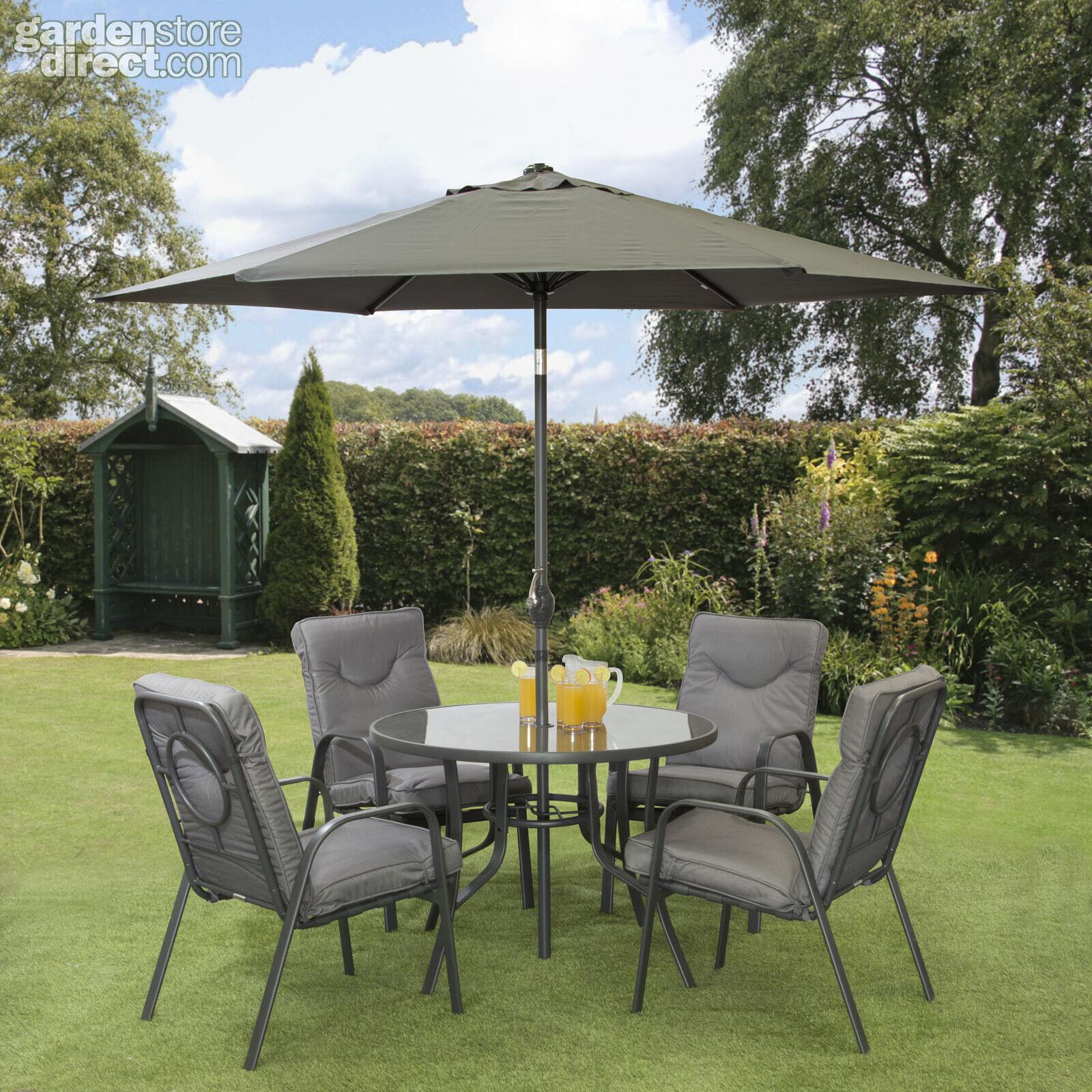 Garden Furniture - Candosa Padded Garden Furniture, Dining, Lounge & Sunloungers - High Quality!!!!