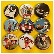 Looney Tunes Button