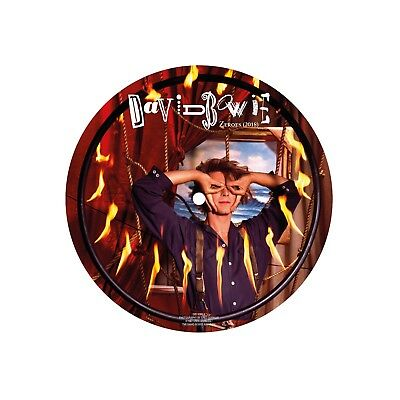 "David Bowie - Zeroes (2018) - New 7"" Picture Disc - Pre Order - 7th September"