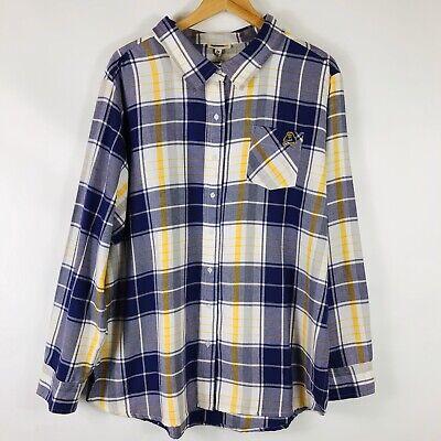 NWT UG Apparel Womens Plus Size 2X ECU - Plus Size Bluse Pirat