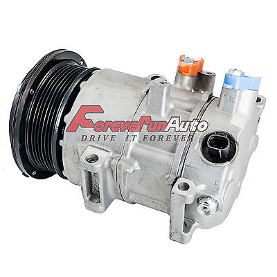 A/C Compressor For CO 11178JC 8831006240 07-09 Toyota Camry 06-08 RAV4 2.4L