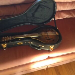 Old National mandolin 350.00