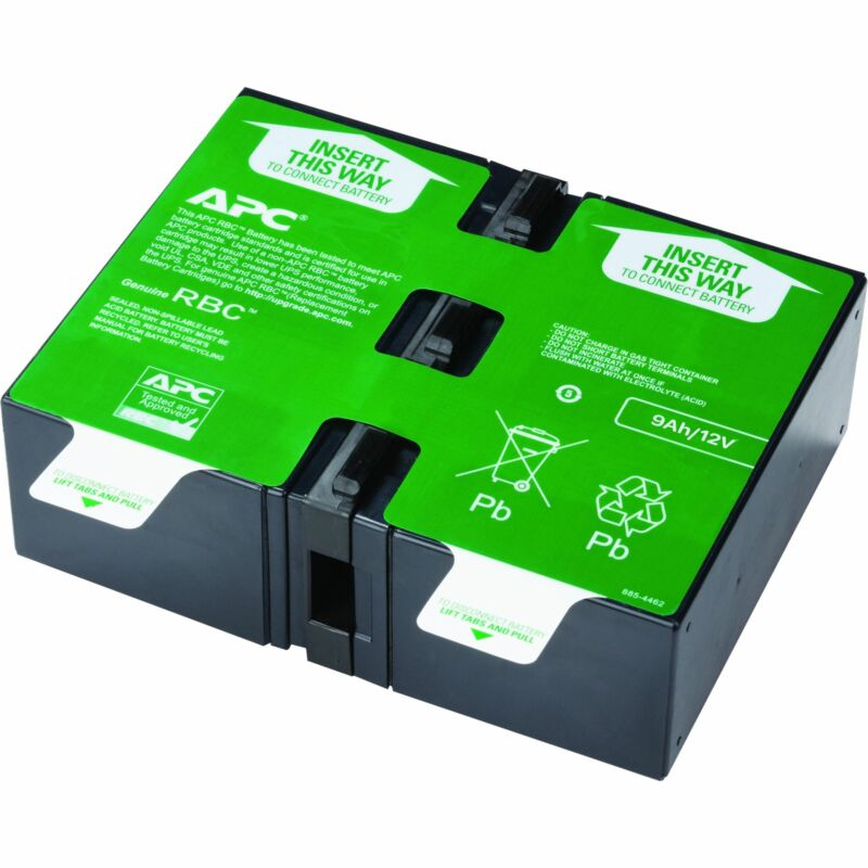 APC UPS Battery Replacement for APC UPS Models BR1500G, BX1500M, BR1300G, SMC100