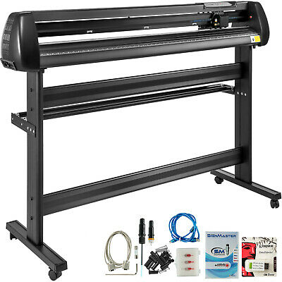 53 Cutter Vinyl Cutter Plotter Sign Cutting Machine Wsoftware Supplies