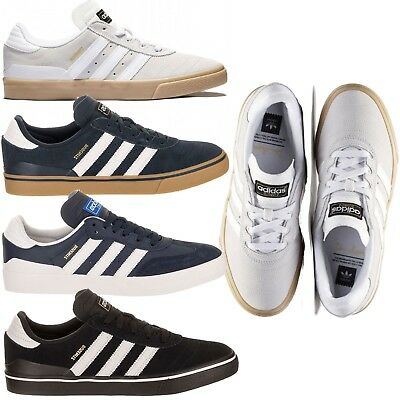Vulc Mens Skateboard Shoes - Adidas Men's Busenitz Vulc ADV Skateboarding Shoes Fashion Suede Sneakers