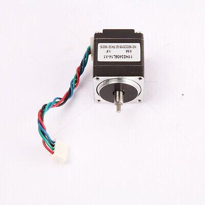Free Ship Nema11 Stepper Motor 0.67a 6n.cm 4 Lead Wires 32mm Cnc 3d Printer