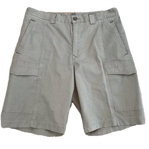 Tommy Bahama Men's Key Isles Khaki Cargo Shorts 30 NWT $89 Green Beach Hawaiian Clothing, Shoes & Accessories