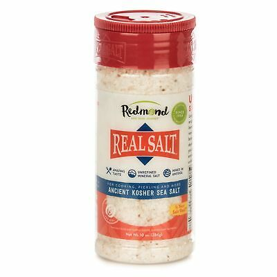Redmond Real Salt Kosher Shaker, 10 Ounce