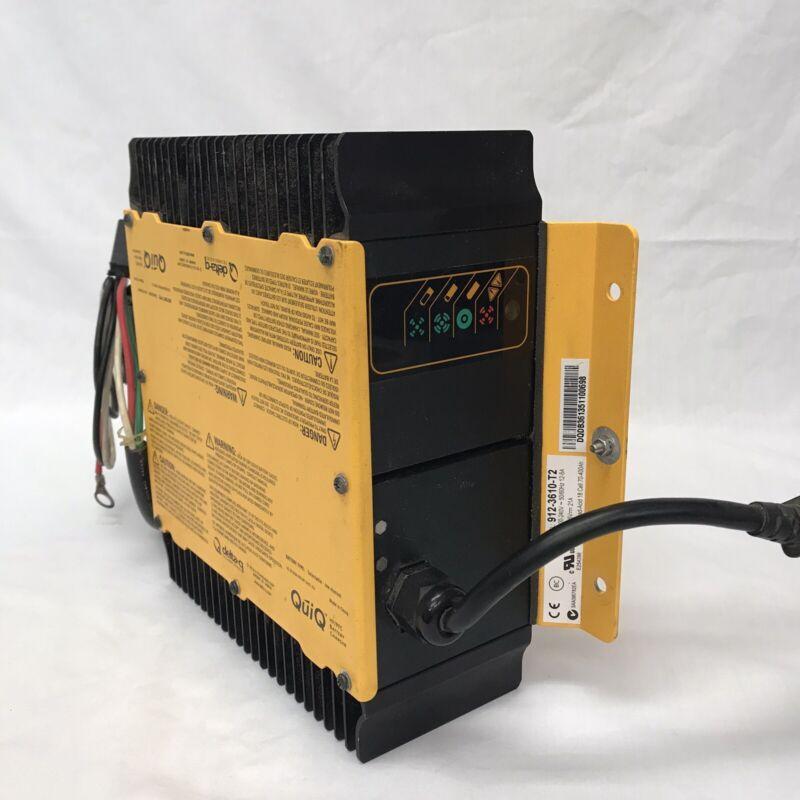 Delta Q QuiQ 912-3600-T2 36V Battery Charger