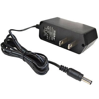 HQRP 9V Charger AC Adapter for Shark Cordless VX2 V1945Z Floor Carpet Vac Vacuum