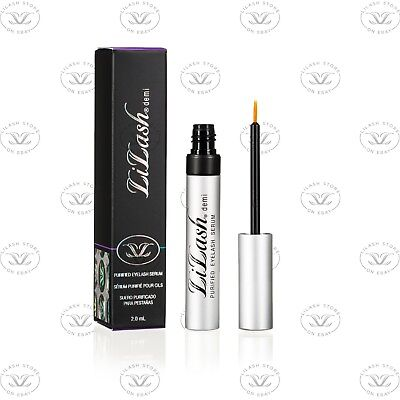 bb90a4daa5f Details about Authentic LiLash Demi Eyelash Growth Serum 2.0ml - The LiLash  Store