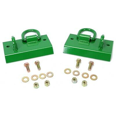 Bolt On Grab Hooks D Rings For John Deere Compact Tractor 1025r 2032r 3320 2520