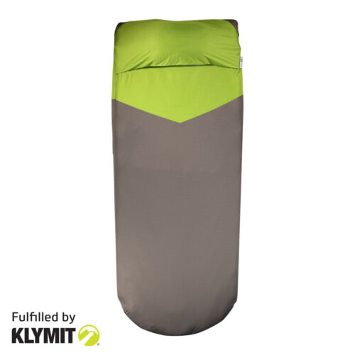Klymit V-Sheet Luxe Camping Sleeping Pad Cover - Factory Second