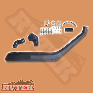 SNORKEL KIT FITS HOLDEN TF R7 R9 RODEO 2.8 TURBO DIESEL 1997-2001 MODELS CAMPO
