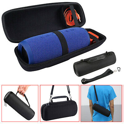 Waterproof Speaker Case - EVA Waterproof Hard Carry Storage Case Bag for JBL Charge 3 BT Speaker