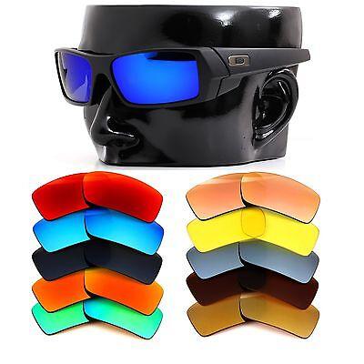 Polarized IKON Iridium Replacement Lenses For Oakley Gascan Sunglasses