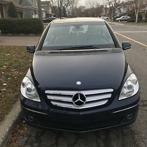 2007 Mercedes benz B200 Turbo FEMME PROPRIETAIRE