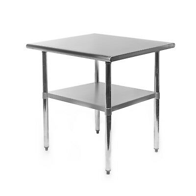 Commercial Stainless Steel Kitchen Food Prep Work Table - 24 X 30
