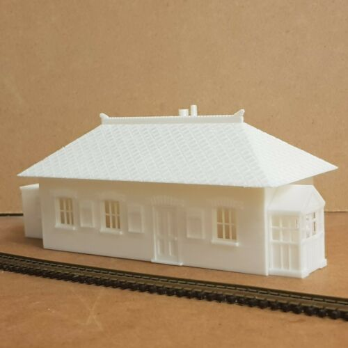 Bratton and Fleming Station 1:76 for Lynton and Barnstaple Model Railways