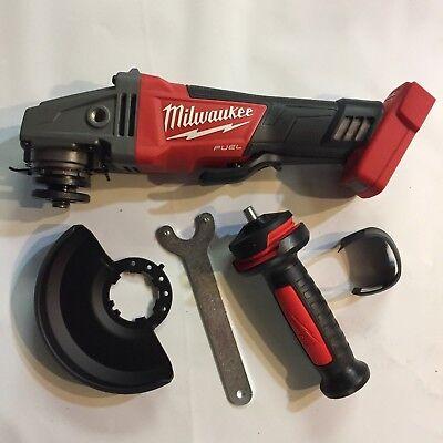Milwaukee 2780-20 18 Volt Fuel Brushless 4 12 - 5 Cordless Angle Grinder New