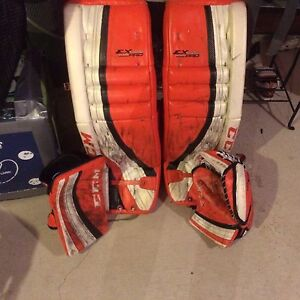Looking to trade! Ccm eflex pro 36+1