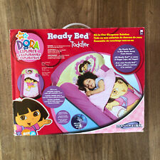 Dora The Explorer Ready Bed Toddler Inflatable Mattress ...