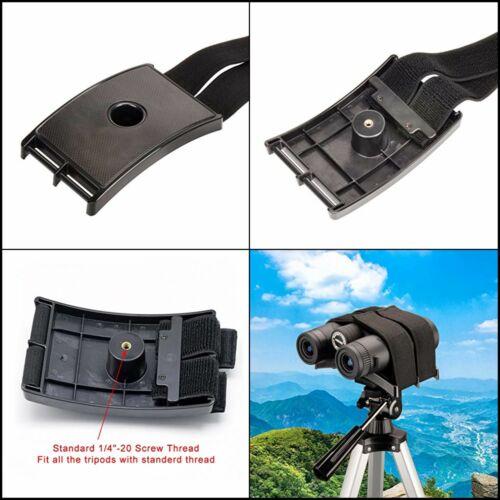 Universal Binoculars Tripod Adapter, New Bundled Binocular Tripod Mount Stable