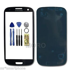Samsung-Galaxy-S3-SIII-i9300-Blue-Outer-Glass-Screen-Lens-for-LCD-Digitizer