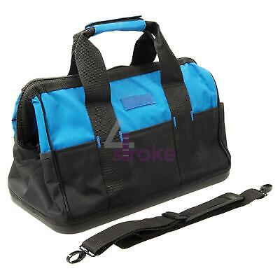 400 X 200 X 300mm Tool Bag Hard Base Wide Mouth Reinforced