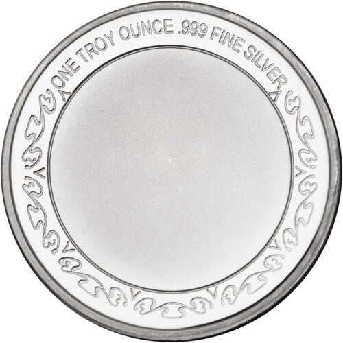 Liberty Eagle by SilverTowne 1oz .999 Silver Medallion