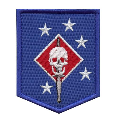USMC raiders MARSOC marines embroidered morale JSOC touch fastener patch