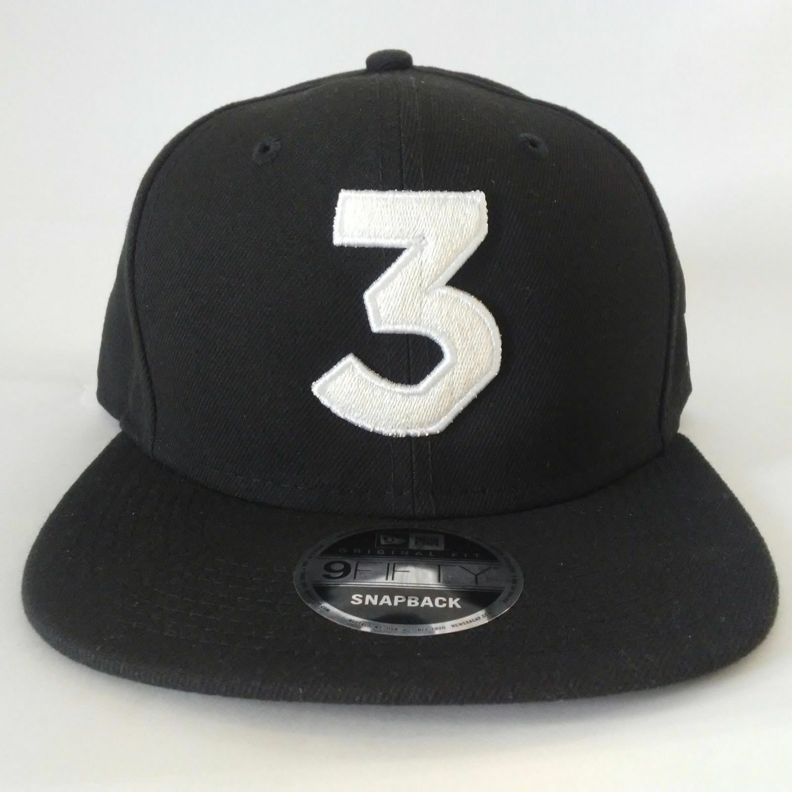 Buy Chance The Rapper 3 Era Cap Snapback Hat (black) online  6a7437dc5d8