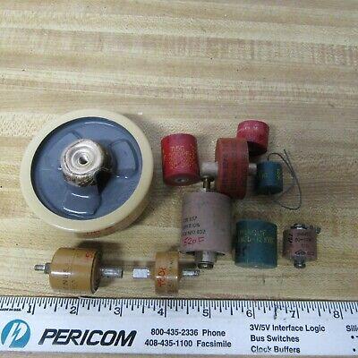 Capacitor Door Knob Transmitting 20 25 50 75 100 120 200 500 1000pf 5kv To 30kv