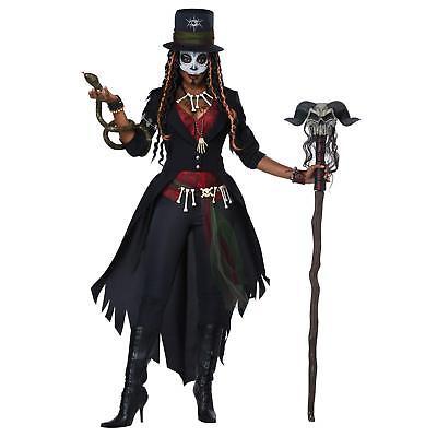 Voodoo Magic - Adult Women's Costume