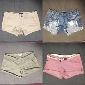 4 pairs shorts - size 0 - all for $30
