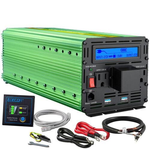 power inverter 3000 w 6000w 12v dc