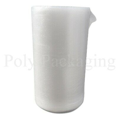 100m (1 Full Roll) x 1000mm/100cm Wide SMALL BUBBLE WRAP ROLLS For Packing