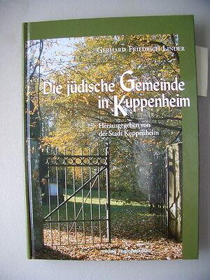 jüdische Gemeinde Kuppenheim 1999 Judentum Baden