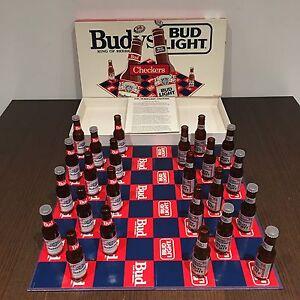 VTG Bud vs. Bud Light Checkers