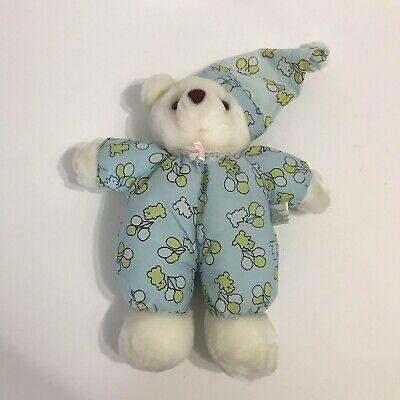Emson Glow In The Dark Teddy 64892 Plush Bear Toy Balloon Stuffed Animal Outfit