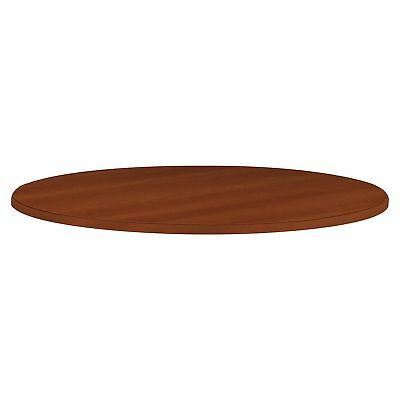 Hon Cylinder Base Round Tabletop Table - 42 Depth X 29.5 Height - 107242co