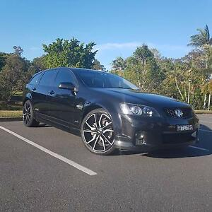 2010 Holden Commodore Wagon Upper Caboolture Caboolture Area Preview
