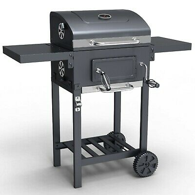 BillyOh Charcoal Smoker BBQ - Kentucky American Grill Outdoor Barbecue