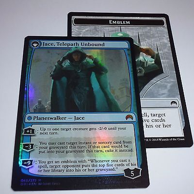 MTG - Turbo Repack! FOIL Jace, on top of the pile! Planeswalkers & Bonuses!