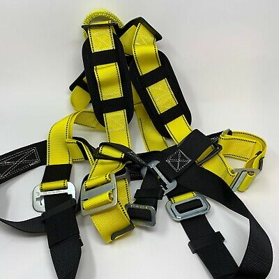Guardian Fall Protection Safety Harness 09992 Universal