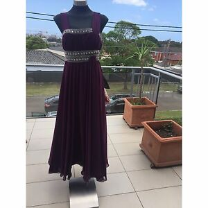 Purple formal dress/ RENT OR BUY Arncliffe Rockdale Area Preview