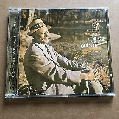 Horace Silver Quintet - Song for My Father CD (Rudy Van Gelder Edition) Jazz