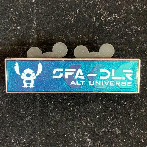 PP Pre-product Disney DLR Sci-Fi Academy Merit Alt Universe STITCH Event Pin