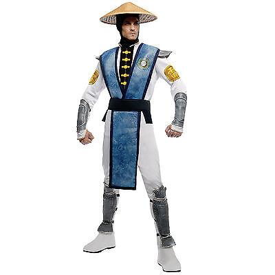 Raiden Mortal Kombat / Adult Male - Mortal Kombat Raiden Costume